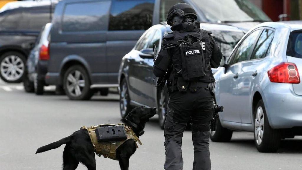 Polisi Tangkap Pelaku Penembakan di Utrecht!