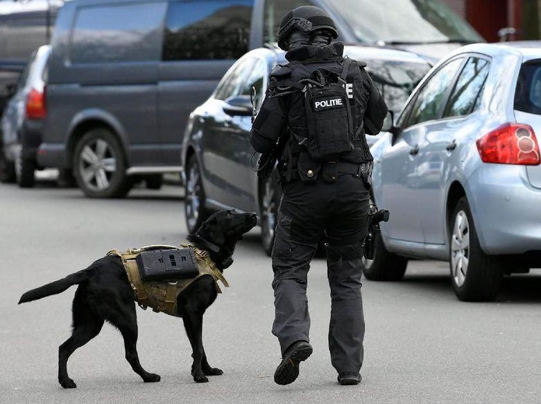 Pelaku Penembakan Picture: Polisi Tangkap Pelaku Penembakan Di Utrecht