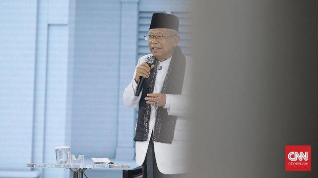 Survei Kompas: Elektabilitas Sandiaga Uno Ungguli Ma'ruf Amin