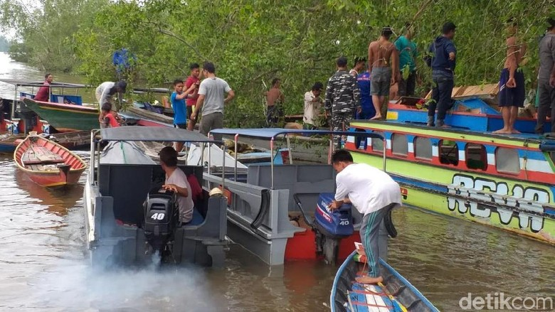 Kecelakaan Speed Boat di Sungai Musi, 4 Orang Tewas
