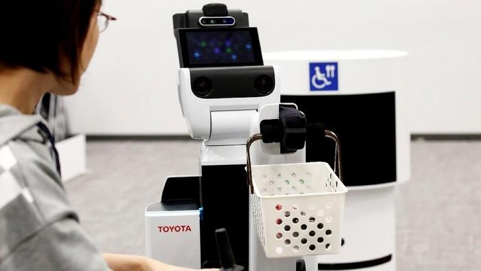 Ilustrasi robot. (Foto: REUTERS/Kim Kyung-hoon)