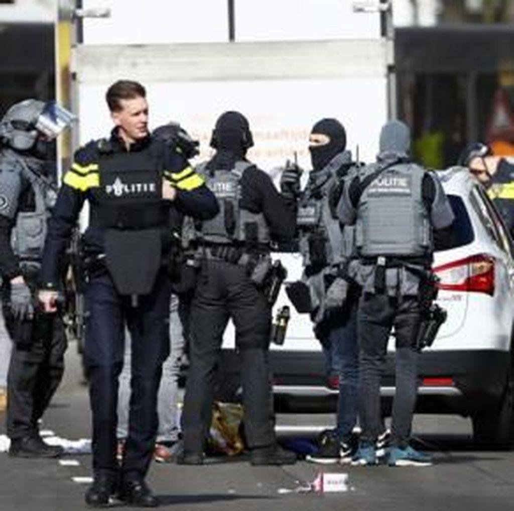 Teror di Utrecht Jelang Pesta Demokrasi Belanda