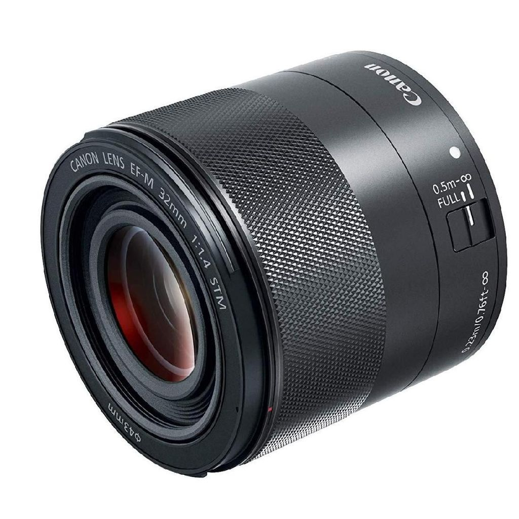 Mengenal Lebih Dalam Lensa Baru Canon EF-S 32mm f/1.4