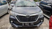 Xpander Belum Goyahkan Avanza di Pasar Mobil Bekas