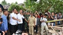 Mensos Tengok Korban Gempa di Lombok Termasuk Turis Malaysia