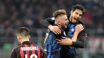 Klasemen Liga Italia: Juve Tetap Teratas, Inter Geser Milan