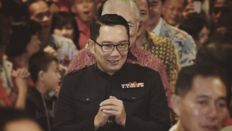 Oded Lantik Ema Jadi Sekda, Ridwan Kamil: Tunggu Kemendagri