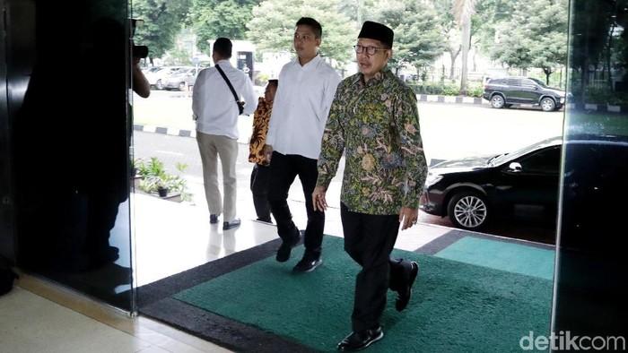 Menteri Agama Lukman Hakim Saifuddin (Grandyos Zafna/detikcom)