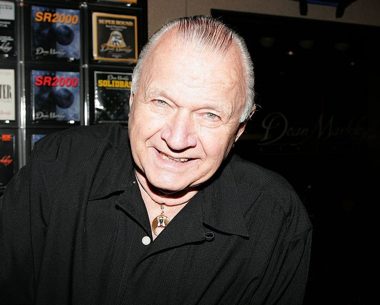Dick Dale. Foto: David Livingston/Getty Images for NAMM