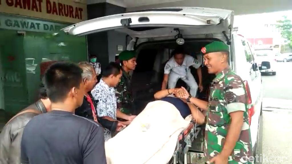 Insiden Helikopter Jatuh di Tasik, Pilot Fuad Dirujuk ke Bogor