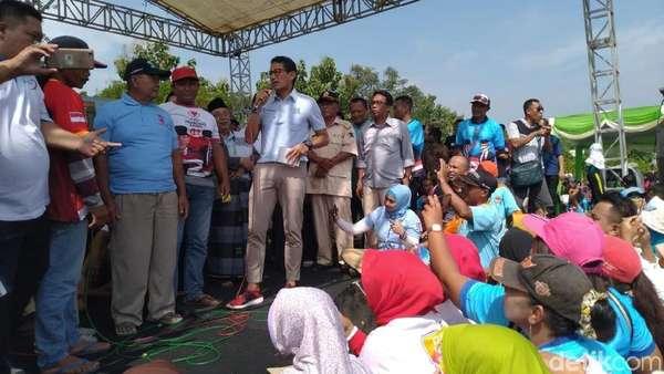 Harapan Sandiaga Pasca Debat Lawan Maruf Amin