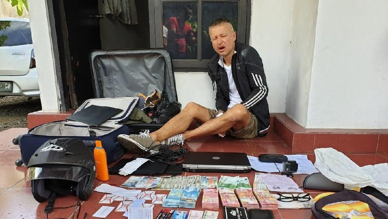 Bobol Rp 50 Juta dari ATM di Bali, WN Bulgaria Diciduk