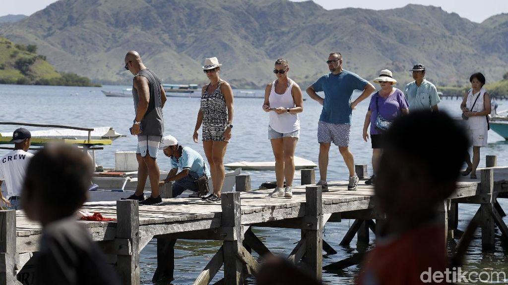 Kunjungan Wisatawan Asing Naik ke 1,34 Juta di Maret