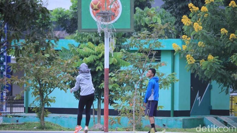 Lokasi berolahraga gratis di Kabupaten Bandung (Wisma Putra/detikcom)