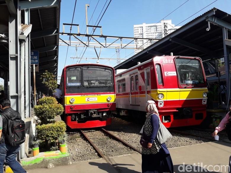Kecepatan KRL Dibatasi 20 Km/Jam Gara-gara Pengaktifan Jalur di Tambun