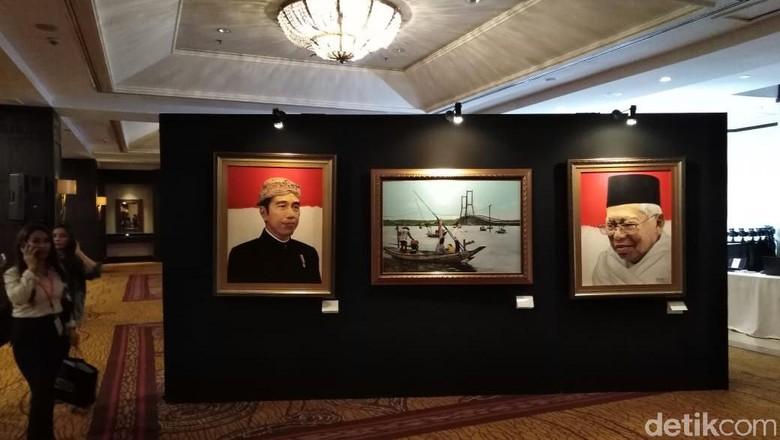 Lelang Barang-barang Jokowi di Jatim, TKN Targetkan Raup Rp 3 M