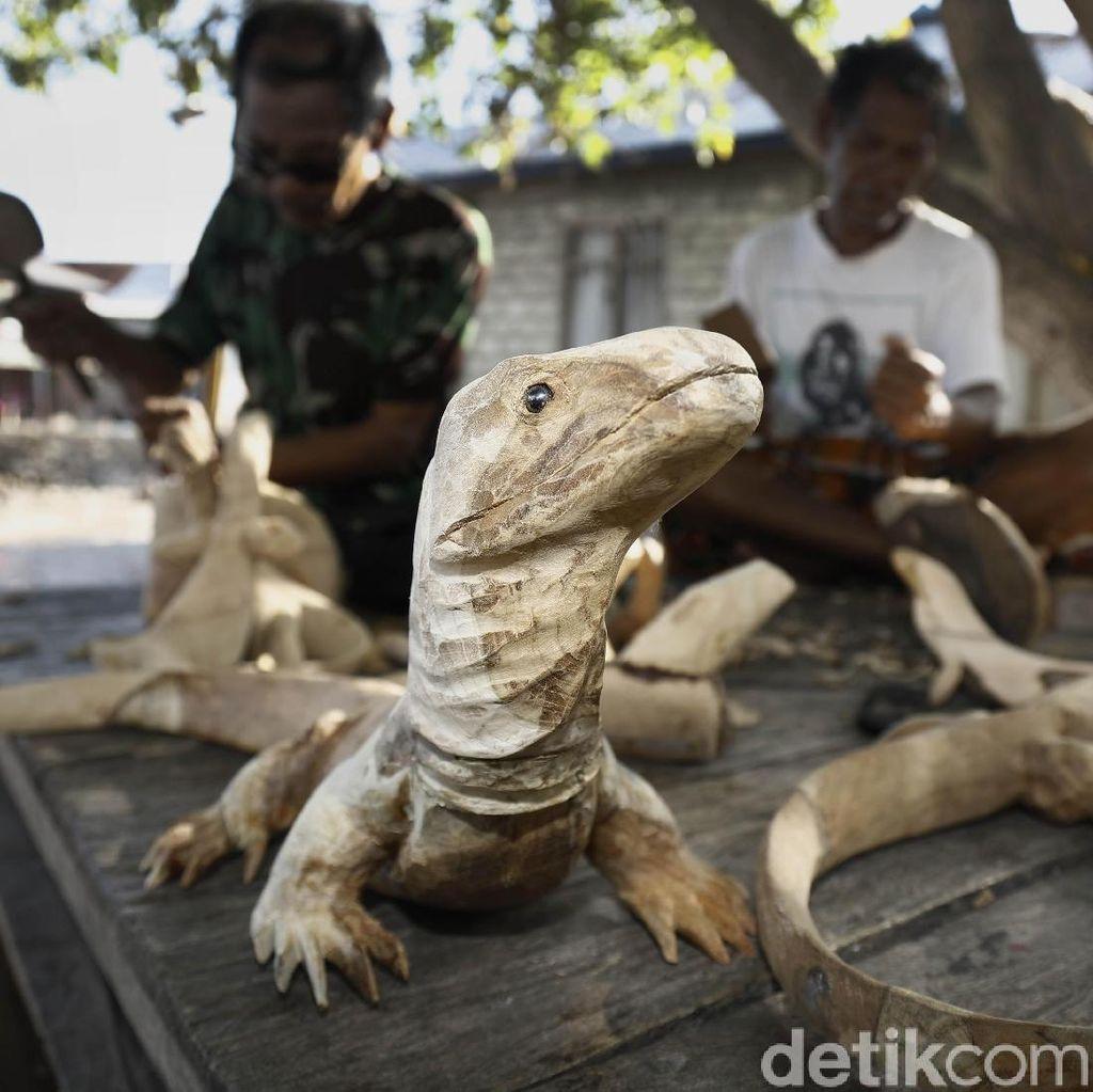 Di Dekat Reptil Purba, Ada Bahasa Komodo yang Terancam Punah