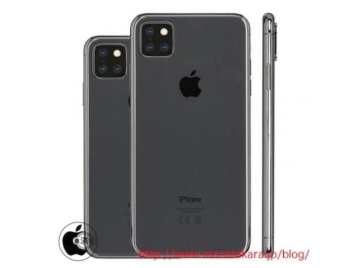 Ilustrasi iPhone 11. Foto: Macotakara