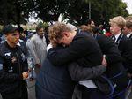 Aksi Larung Lilin Wujud Solidaritas Korban Penembakan New Zealand