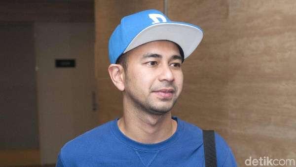 Raffi Ahmad Reunian dengan Luna Maya