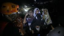 Warga Bantul Dievakuasi Akibat Banjir dan Tanah Longsor
