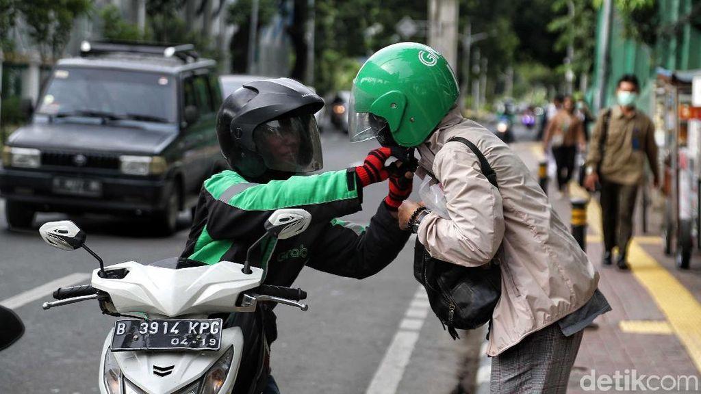 Tarif Ojol Rp 2.000/Km, DPRD DKI Setuju Tarif MRT Rp 8.500