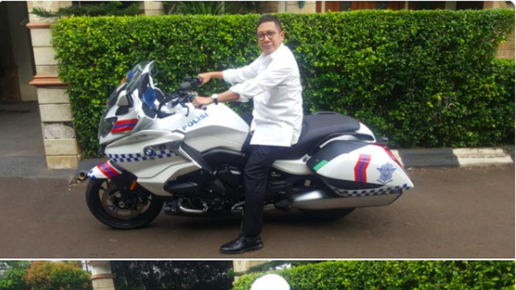 Menteri Agama Pernah Kepo Sama Moge Anyar Polisi