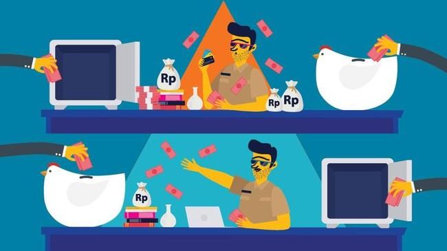 Mengintip Cara SBY dan Jokowi Manjakan PNS