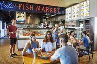 Kailis Fish Market (dok. Tourism Western Australia)