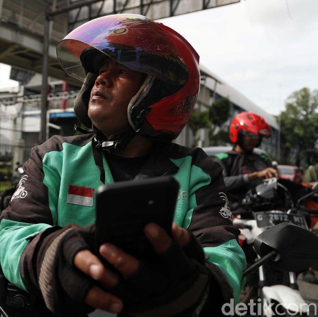 Driver Ojek OnlineBisa Dapat THR?