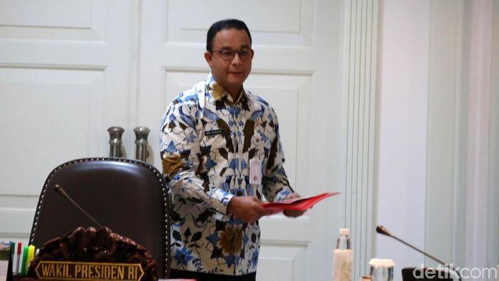 Gubernur DKI Jakarta/Foto: Rengga Sancaya