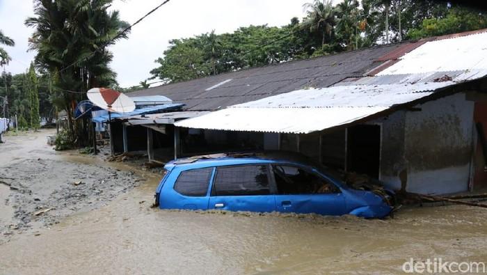 Banjir bandang di Sentani, Jayapura, Papua. (Foto: dok. BNPB)