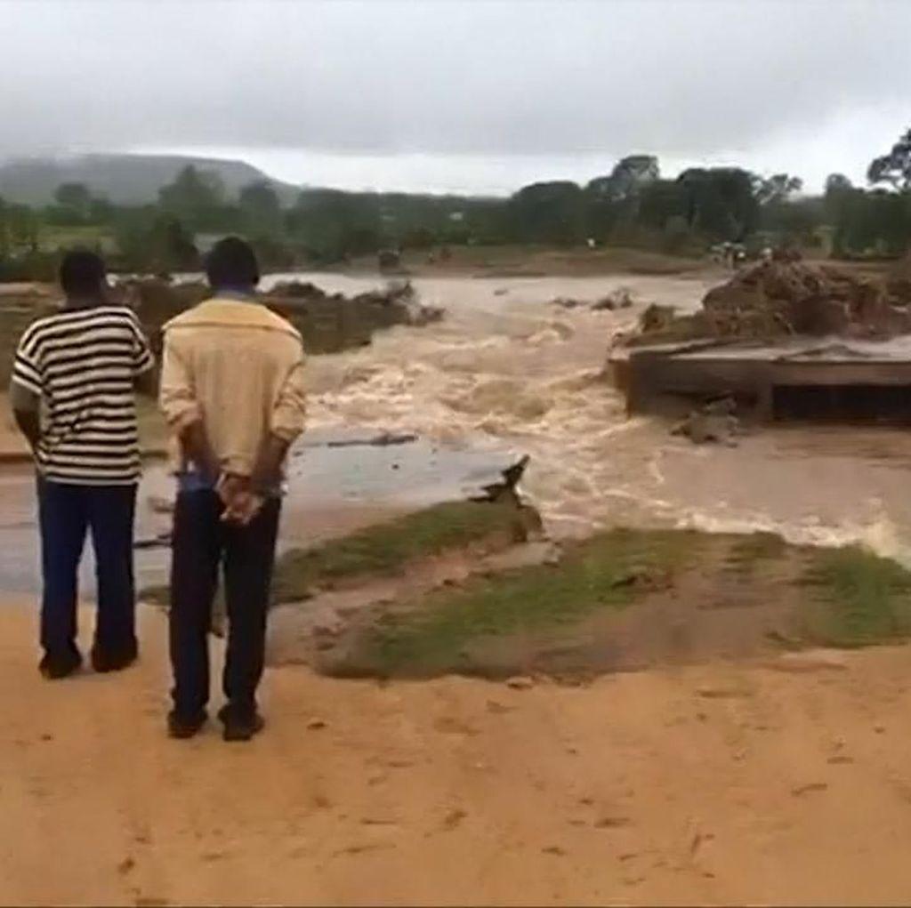 Dahsyatnya Siklon Idai di Zimbabwe-Mozambik Tewaskan 157 Orang