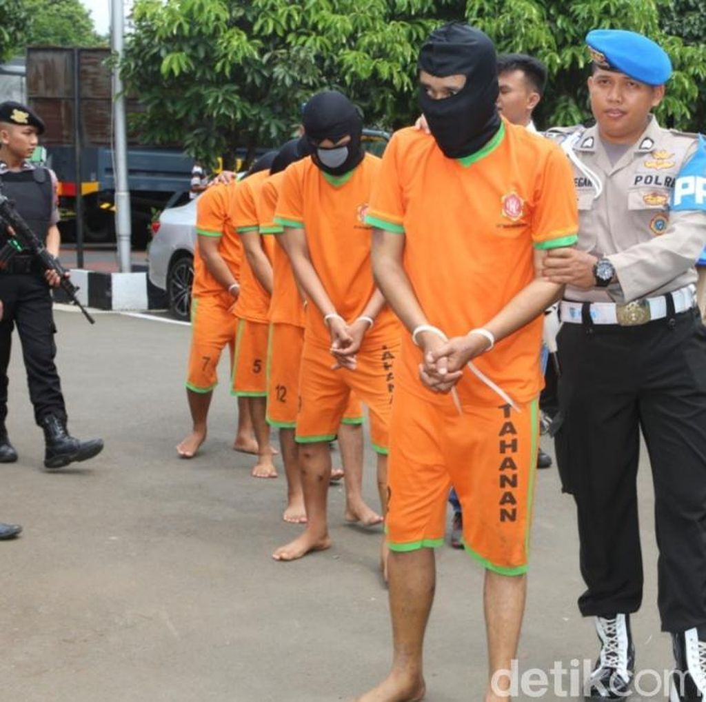 Ketua Komplotan Pencuri di Bogor Caleg Asal Perindo