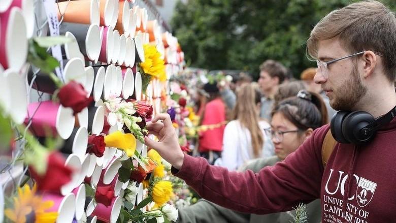 Kesaksian Mahasiswa Indonesia Usai Serangan di Masjid New Zealand