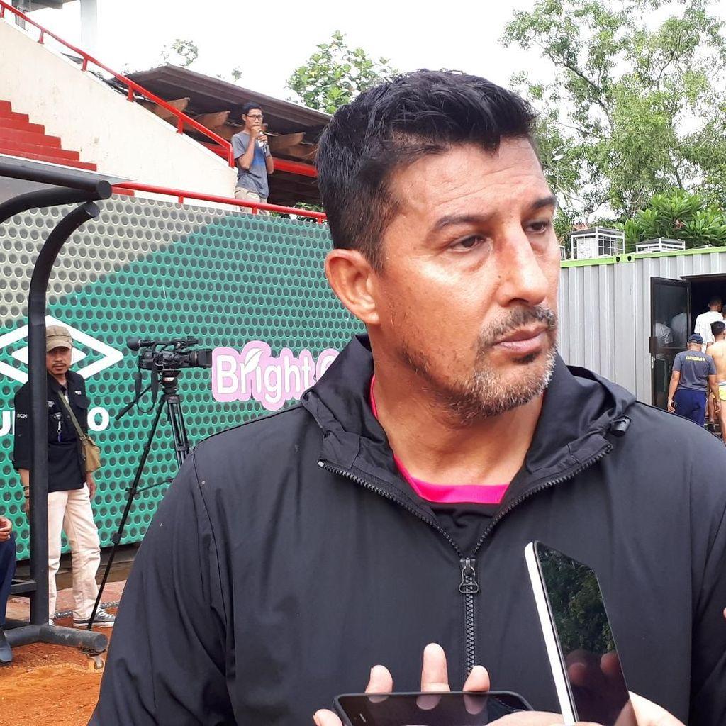Misi Alfredo Vera: Bantu Bhayangkara FC Tetap di Papan Atas