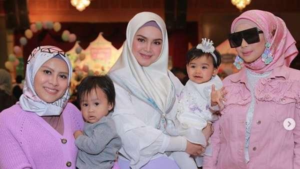 Melihat Kemewahan Siti Nurhaliza saat Rayakan Ulang Tahun Anaknya