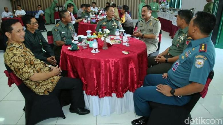 17.500 Personel TNI Disiapkan untuk Pengamanan Pemilu di Jatim