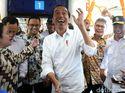 Jajal MRT, Jokowi Semringah Banget