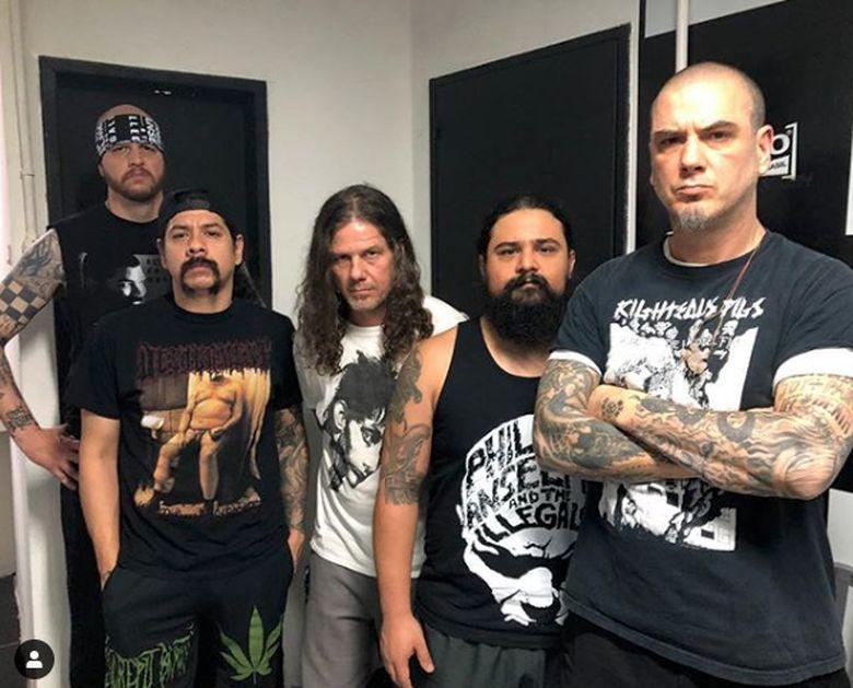 Phil Anselmo, mantan vokalis Pantera, dilarang konser di New Zealand usai tragedi penembakan.Dok. Instagram/philiphanselmo