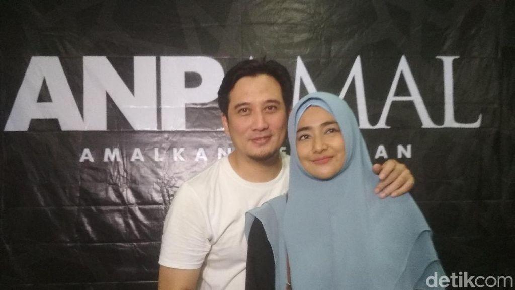 Tengku Firmansyah Happy Banget Syuting Bareng Cindy Fatika Sari