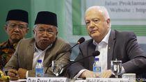 Momen Dubes Australia-MUI Bahas Teror di Masjid Selandia Baru