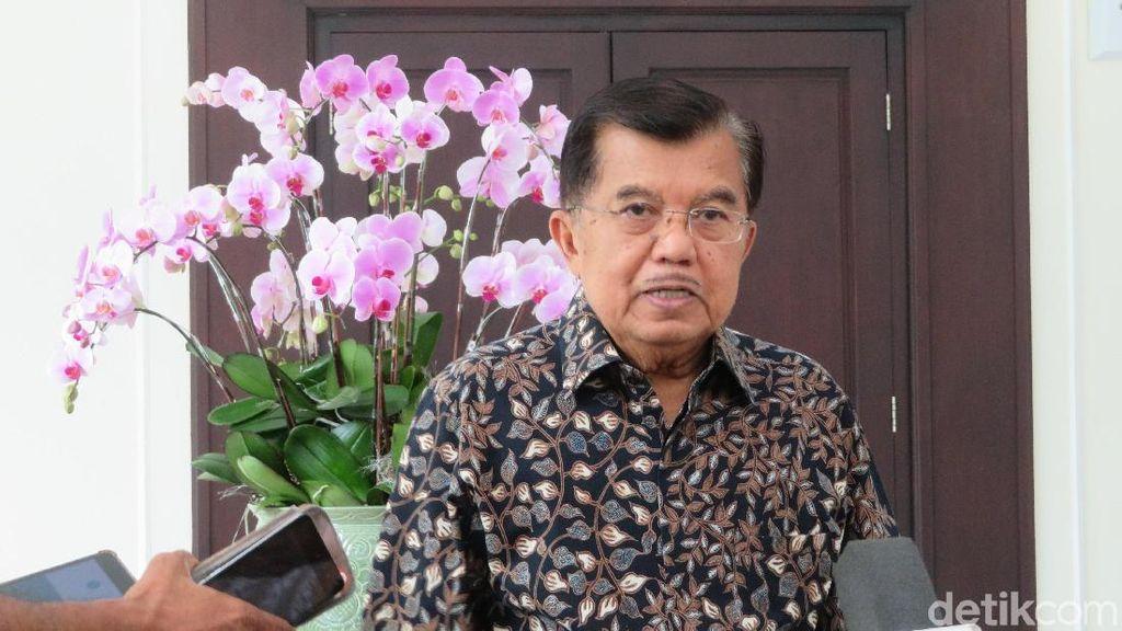 Jokowi Dua Periode, JK Sarankan Perkuat Kabinet Bidang Ekonomi