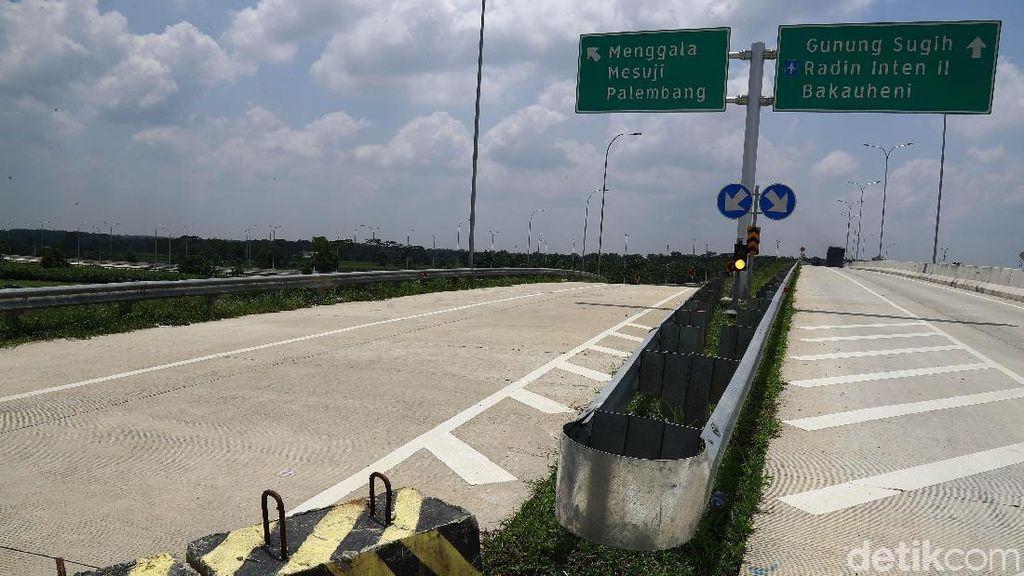 Tol Trans Sumatera Juga Dapat Diskon 15%, Ini Tarifnya