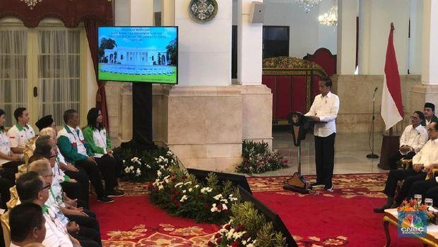 Mimpi Jokowi yang Mau Mengerem Kencangnya Impor Bawang Putih