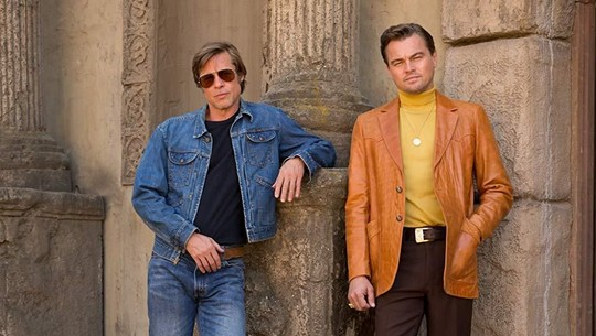 Quentin Tarantino Raup Pujian Atas Once Upon a Time in Hollywood