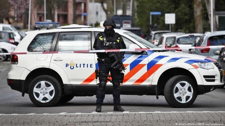 Pelaku Penembakan Trem Utrecht Ditangkap, Motif Masih Belum Jelas
