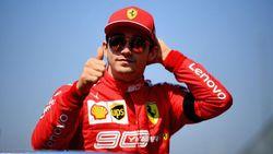 Ferrari Puas dengan Debut Leclerc di GP Australia