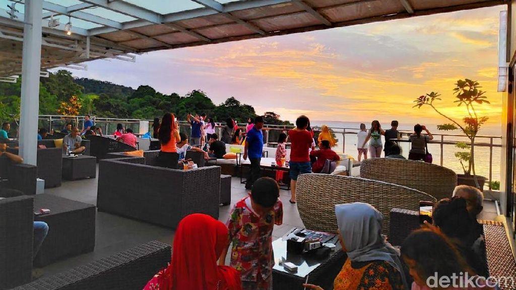 Libur Pemilu 17 April, Reservasi Hotel di Pangandaran Tinggi