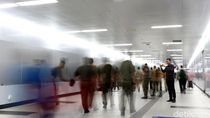 PT MRT akan Tambah CCTV dan Personel Keamanan di Setiap Stasiun